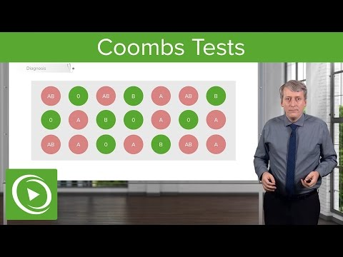 Coombs Tests – Pediatric Hematology | Medical Video thumbnail
