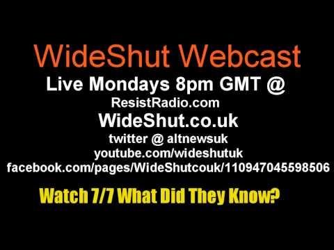 This Week's News: March 26, 2012, WideShut Webcast