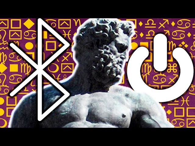 Mind-Blowing Origins Of Everyday Symbols