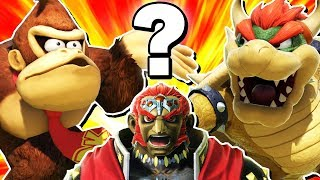 Who Is The BEST Heavy In Smash Ultimate?
