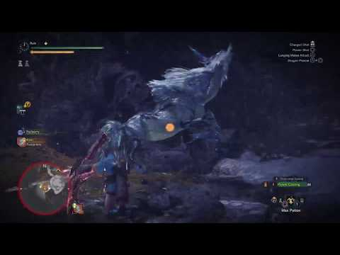 [MHW]Arch Tempered kirin bow 3:03 [No mantle]