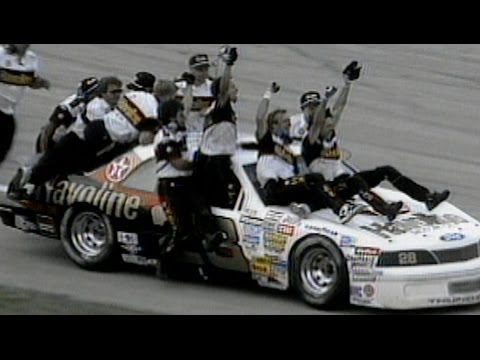 NASCAR | First Turn - Davey Allison
