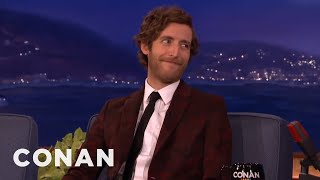 """Thomas Middleditch: """"Silicon Valley"""" Is An HR Nightmare  - CONAN on TBS"""