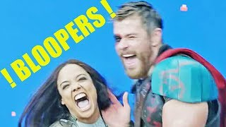 Thor 3: Ragnarok - Bloopers! and B-Roll