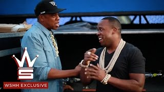 download lagu Jay Z Welcomes Yo Gotti To Roc Nation Wshh gratis