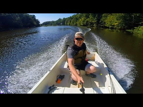 My trick to finding cheap fishing boat! Buying fishing boat for catfishing or bass fishing.