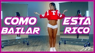 Aprende A Bailar 39 39 Esta Rico 39 39 Marc Anthony Will Smith Bad Bunny Magga Braco