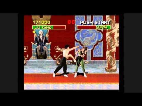 Classic Game Room - MORTAL KOMBAT review for Super Nintendo
