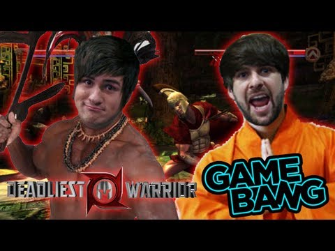 We Are Not The Deadliest Warriors (game Bang) video