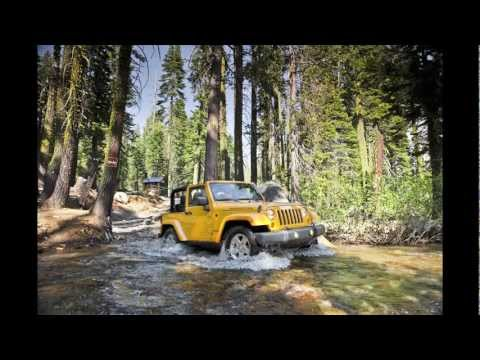 Real World Test Drive 2012 Jeep Wrangler