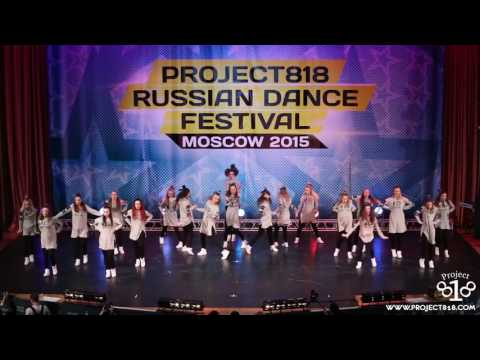 NEO ✪ Top 10 Russia ✪ Best Dance Performance ✪ RDF15 Project818 Russian Dance Fe