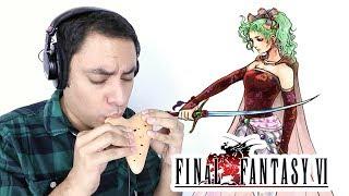 Terra's Theme - Final Fantasy VI - Ocarina Cover || David Erick Ramos