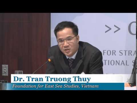 Recent Trends in the South China Sea and U.S. Policy: Day 1, Panel 1