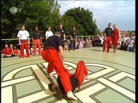 Modern Arnis Frankfurt @ ZDF Fernsehgarten