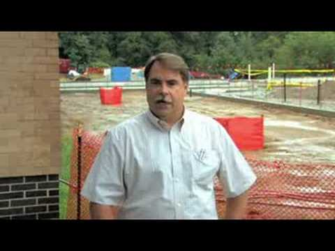 Back to School: Construction at Jennings County High School