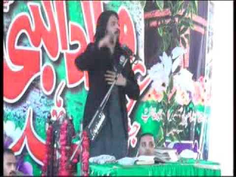 Zakir Kamran Abbas BA 1 Jashn milad 17 rabi ul awal 2018 Ada Jambar khurd