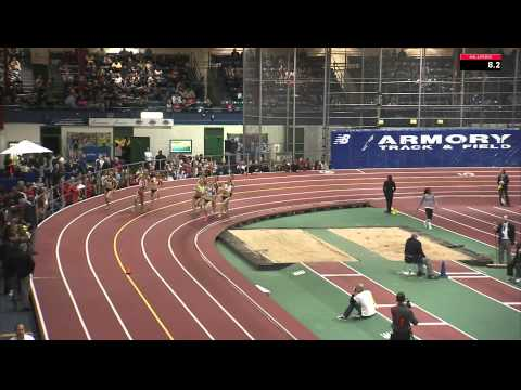 W 1500 F01 (NYRR Wanamaker Women&#039;s Metric Mile, Millrose Games 2012)