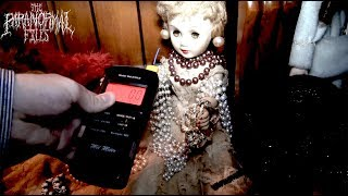 Using our Device, This Haunted Doll Tells Us About A Buried Baby | THE PARANORMAL FILES