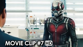 Ant-Man Marvel Movie - Clip #7 'Luis comes to Scott's rescue' (2015) HD