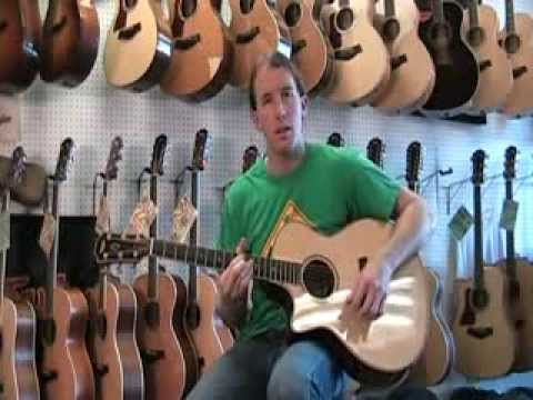 Southpaw Guitars Basses Tim Salter at Southpaw Guitars