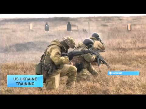 US Ukraine Training: US begins special forces training for Ukrainian troops