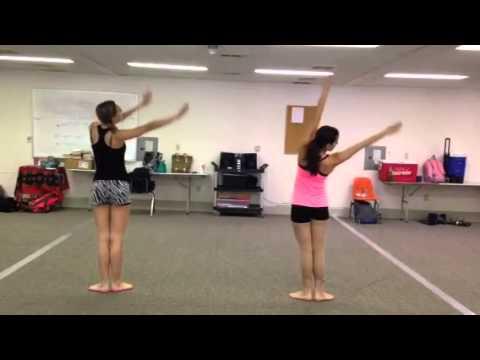 Let it Go-MCA Ballet Recital Dance