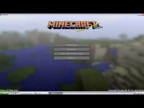 How to increase FPS and reduce lag in Minecraft [multiplayer and singleplayer!]