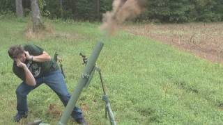 82mm Mortar Fail