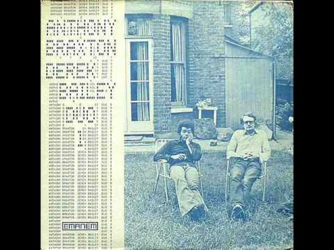Anthony Braxton + Derek Bailey - The First Set: Area 1
