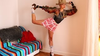 I'm Sexy and Disgusting at the Same Time: The Breakdance Queen