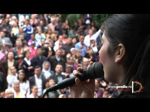 Isaura Dincă - Ţine-mă în mâna Ta - Turneu Iunie 2014 - www.predic.ro