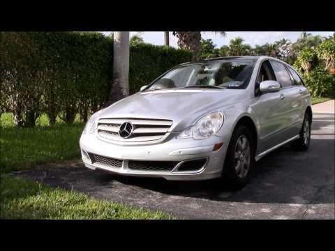 R350 R500 Jump Start and Battery Mercedes-Benz