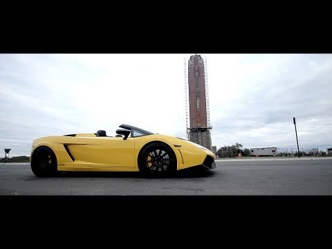 Heffner Twin Turbo Lamborghini Gallardo Spyder Acceleration