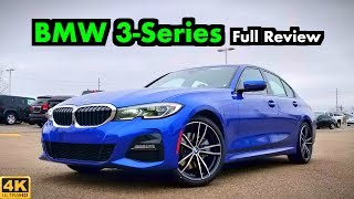 2019 BMW 3-Series: FULL REVIEW + DRIVE | Steering Its Way Around the Competition!