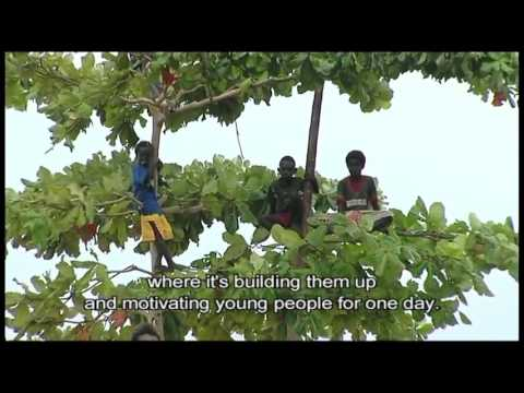 Sport helping strengthen communities Australian Sports Outreach Program in the Solomon Islands