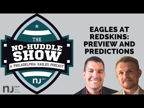 NFL Week 1: Eagles vs. Redskins preview