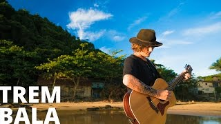 download musica Trem-Bala - Ana Vilela Pedro Schin cover acústico Nossa Toca na Rua