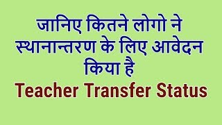 Teacher Transfer Status