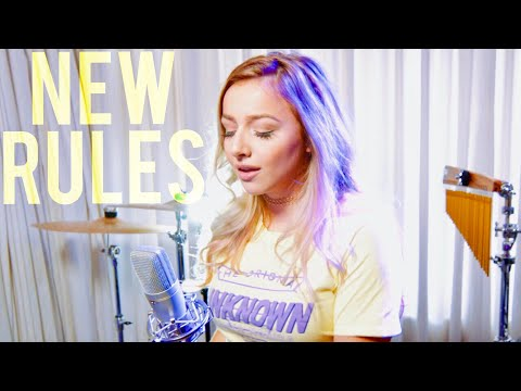 Dua Lipa - New Rules (Emma Heesters & WeeklyChris Cover)