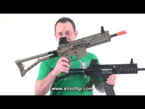 Airsoft GI - G&G GR4 100y Blowback M4 Close Quarters Combat Airsoft Gun Series Image 1