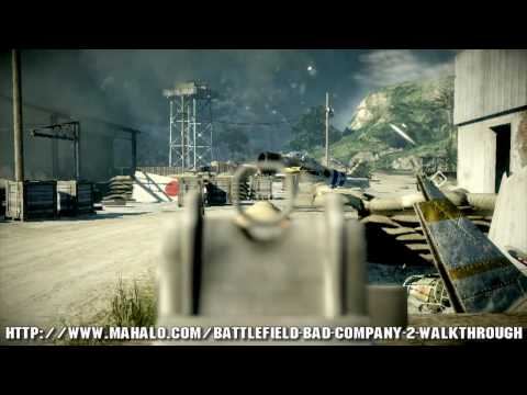 Battlefield: Bad Company 2 Walkthrough - Prologue: Operation Aurora Part 2 HD