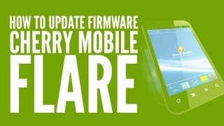 Cherry Mobile Flare How to Update firmware build v37 - Software Update [Tagalog]