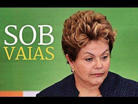 Copa do Mundo 2014, Vaias, Dilma e Fraudes. Tudo às vésperas da eleição presidencial.