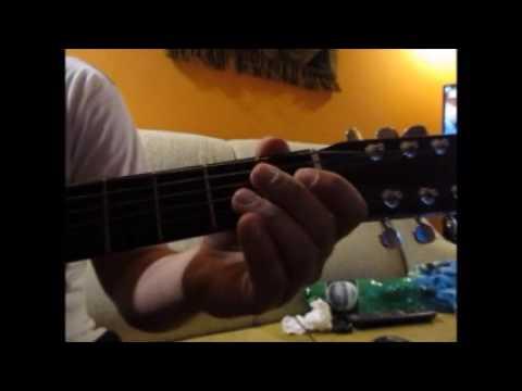 #1 Nauka Gry Na Gitarze, Jak W Prosty Sposób Zmieniać Chwyty? (C A E,  C C7, A A7, E E7)