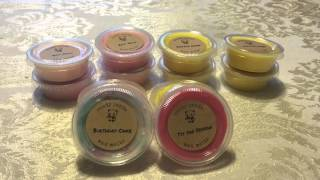 Candy Panda Wax Haul: March 2016