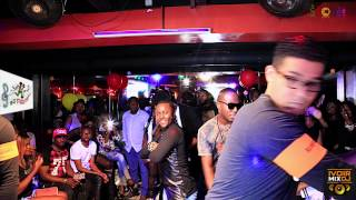 Toofan perform Orobo at lausanne