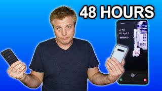 iPhone user tries Android - Galaxy S10 48hrs later