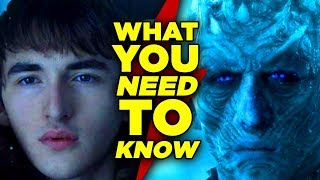 Game of Thrones Season 8 - EVERYTHING YOU NEED TO KNOW (Series Recap & Major Theories)