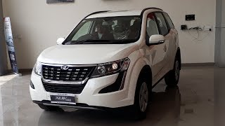 Mahindra Xuv 500 | W7 | 2019 | Review In Hindi | Price | mileage | Features and Specifications