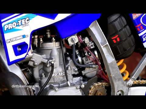 Project Bike Spotlight 2013 Yamaha Yz250 2 stroke  -Dirtbike Magazine